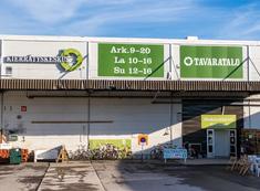Kierrätyskeskus pyörät
