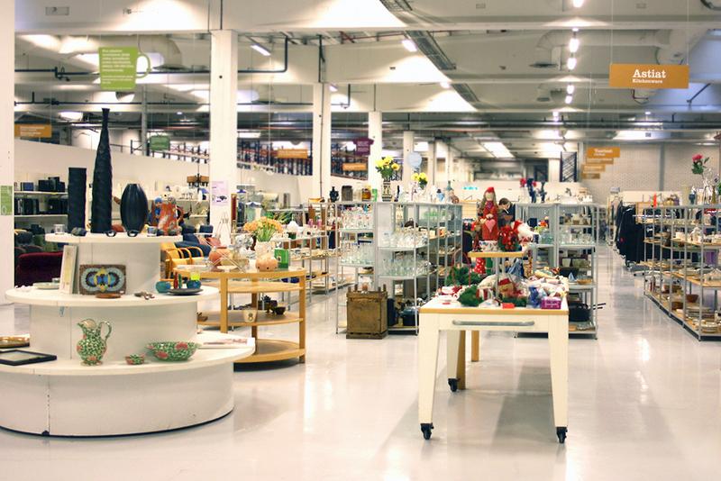 Matinkylän kauppa on suljettu - Pääkaupunkiseudun Kierrätyskeskus Oy